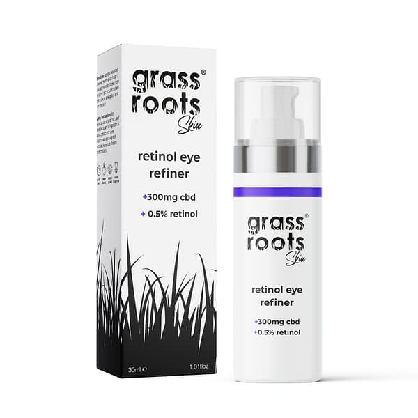 retinol eye refiner