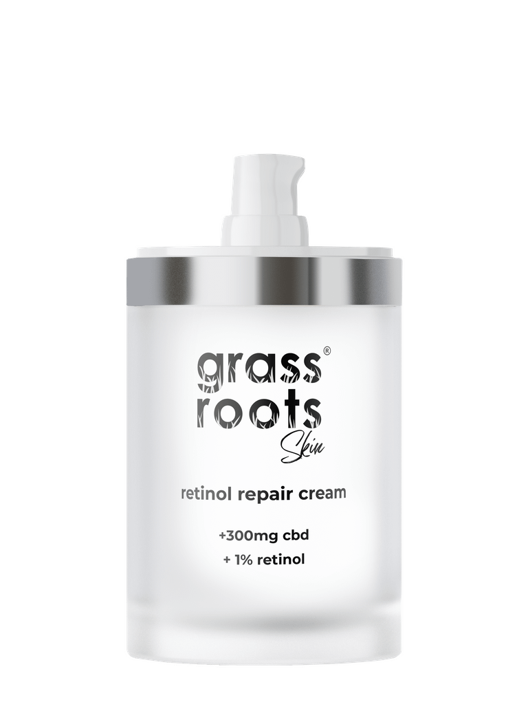 Skincare With a difference retinol repair cream