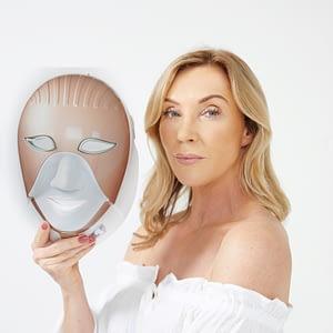 GlowTouch LED mask