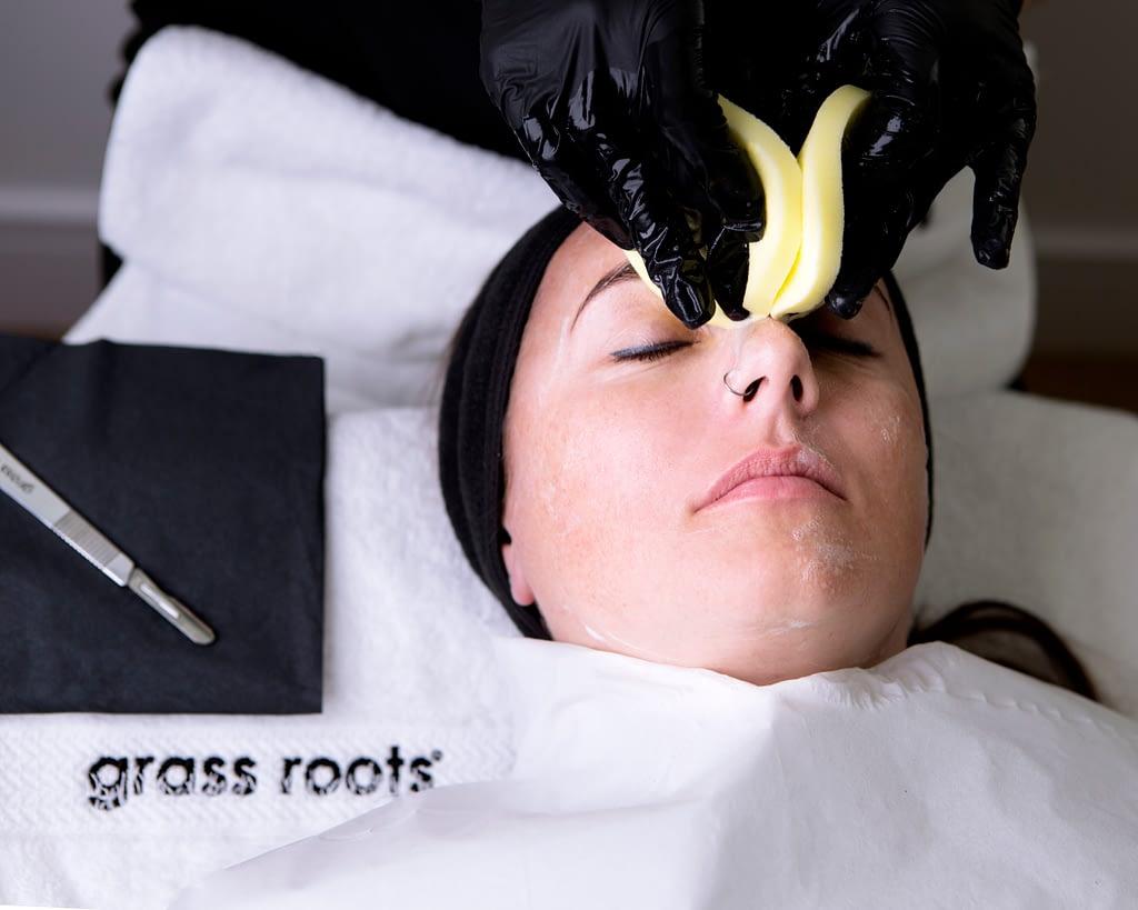 grass roots skin facial